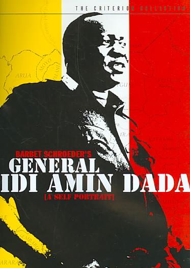 GENERAL IDI AMIN DADA (SELF PORTRAIT) BY SCHROEDER,BARBET (DVD)