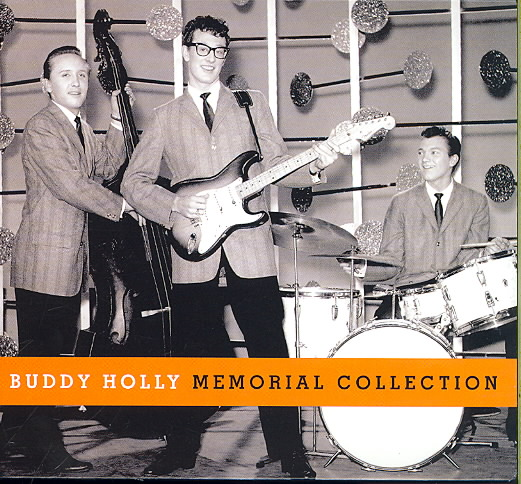 MEMORIAL COLLECTION BY HOLLY,BUDDY (CD)